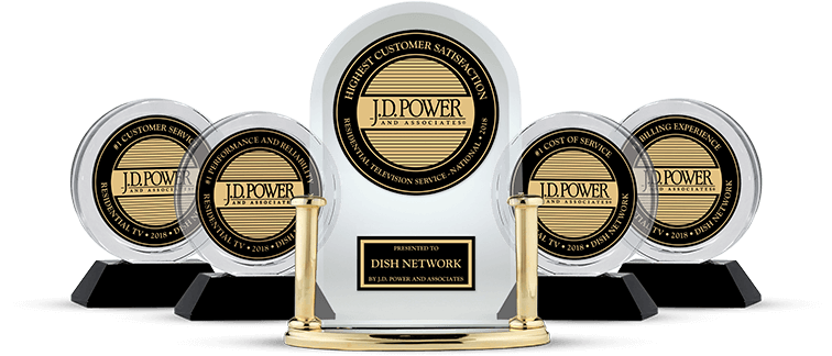 DISH Customer Service - Ranked #1 by JD Power - ASAP Satellites in Auburn, California - DISH Authorized Retailer